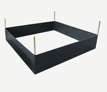 Carre potager EasyBed ardoise