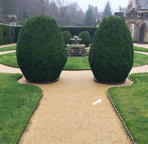 Bordure de jardin Classic